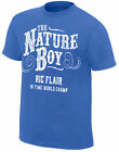 WWE RIC FLAIR The Nature Boy 16 Time World Champ OFFICIAL VINTAGE T-SHIRT