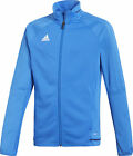 adidas Tiro 17 Junior Training Jacket - Blue