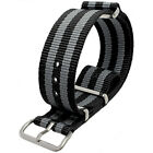 NATO G10 James Bond Style Nylon Watch Strap Band £5.59 GBP