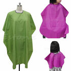 Children Adult Salon Waterproof Hair Cut Hairdressing Barbers Cape Gown Cloth