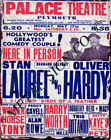 LAUREL & HARDY PALACE THEATRE PLYMOUTH METAL SIGN  RETRO VINTAGE STYLE