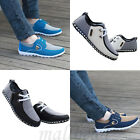 Men's Shoes Fashion Breathable Casual Canvas Sneakers Running Shoes UK 6-12