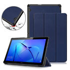 """For Huawei MediaPad T3 9.6"""" T5 10.1'' Tablet Leather Smart Magnetic Stand Cover"""