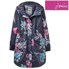 Joules Raina Print Ladies Waterproof Jacket (W) **FREE UK Shipping**