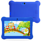 """7"""" Android 4.4 1.2 Ghz Dual Camera Kids Tablet PC With Case Bundle Wifi Gifts US"""