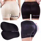 Body Bottom Bum Hip Up Padded Butt Shaper Panty Seamless Fake Ass Underwear