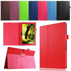 Magnetic Flip Stand Leather Cover Case For Acer Iconia Tab 10 A3-A30 Folio Skin