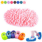 2x Lazy Mopping Shoe Floor Mopper Slipper Mop Cover Cleaner Cleaning Foot Socks