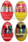 LIP SMACKER*4pc Set EASTER EGG Lip Balm+Container CANDY+DRIN