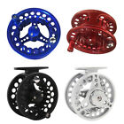 5/6WT Aluminum Fly Fishing Reel Large Arbor 4 Colours Right or Left-Hand NEW