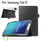 Folio PU Leather Magnetic Case Stand for Samsung Galaxy Tab E T377 8.0 T560 9.6