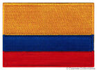 COLOMBIAN NATIONAL FLAG PATCH REPUBLIC COLOMBIA BOGOTA embroidered applique