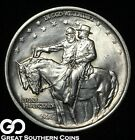 1925 Stone Mountain Commemorative Half Dollar ** Free Shipping!