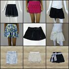 ABERCROMBIE & FITCH WOMEN'S NEW GWEN SKIRTS SIZE: 6 ,10, XS, S, L, 100% Cotton,