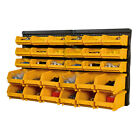 Plastic Bin Wall Rack Kit