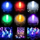 3 6 12 24 36 LED Submersible Waterproof Wedding Decoration Party Tea Light New