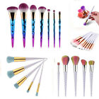5PCS Pro Kabuki Style Make up Brush Set Foundation Blusher Face Powder Brushes