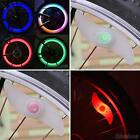 Safety Bright Bicycle Cycling Car Wheel Tire Tyre LED Spoke Light Lamp Pretty
