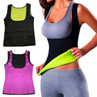Women Neoprene Push Up Vest Sweat Waist Trainer Hot Body Shaper Cincher Corset f