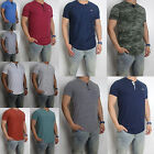 NWT HOLLISTER Must Have Texture Men T Shirt Tee By Abercrombi​e