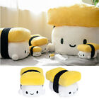 EGG Sushi Series Soft Cushion Doll Toy Bedding Bedroom Decor Cute Plush Pillow