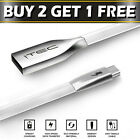 ITEC Genuine Zinc Alloy USB Data Charger Charging Cable for Samsung Galaxy