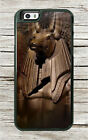 EGYPT GOD ANTIQUE EGYPTIAN ANUBIS CASE FOR iPHONE 7 OR 7 PLUS -ghg4Z
