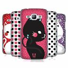 HEAD CASE DESIGNS CATS AND DOTS HARD BACK CASE FOR SAMSUNG PHONES 4