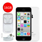 Original Apple iPhone 5C 16GB 32GB Unlocked Smartphone 5 Colours Mobile Phone UK <br/> APPLE BOX WITH ALL ACCESSORIES,GRADE A+++