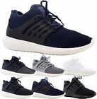 Mens Boys Jogging Gym Running Fitness Sports Shock Absorbing Trainers Shoes Size