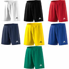 Adidas Parma Mens Football Shorts Soccer Gym Running Shorts Unlined S M L XL XXL