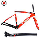 SAVA Carbon Bike Frame Racing Road Bicycle Frame With Carbon Fork & Seatpost