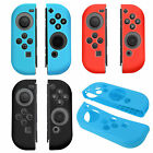 Anti-Slip Silicone Soft Covers Skins Case for Nintendo Switch Joy-Con Controlle