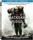 NEW!! Hacksaw Ridge (Blu-ray/DVD, 2017, 2-Disc Set)