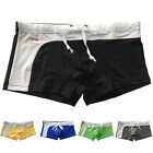 new Men's Swimwear Swimming sport Bathing Boxer Briefs shorts underwear Size S~L