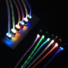 Glow LED Charger Luminescent Charging Date Sync Cable For Samsung LG Huawei Sony