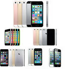 Apple iPhone 4 4S 5 5C 5S 6 6S  Factory Unlocked Smartphone <br/> Free shipping! Satisfaction Guaranteed!