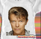 David Bowie Onesie baby grow one piece Major Tom  Lets Dance Modern love