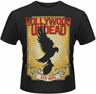 HOLLYWOOD UNDEAD Golden Dove And Grenade T-SHIRT OFFICIAL MERCHANDISE