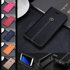 Luxury Magnetic Flip Cover Stand Wallet Leather Case For iPhone 5S 5C 6 6S
