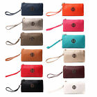 Ladies Multi Pocket Cross Purse Wallet Evening Bag wristlet Clutch Bag Handbag