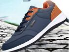 2017 New Men 's Shoes Fashion Breathable Casual Sneakers running Shoes