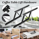 1Pair DIY Lift Up Top Coffee Table Sofa Bed Furniture Mechanism Hinge Hardware