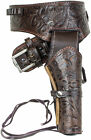 Deluxe Antiqued Fast Draw Holster