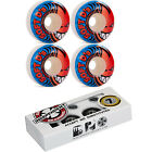 SPITFIRE Skateboard Wheels SOFTERS 92A CRUISER with INDEPENDENT ABEC 7 Bearings