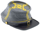 CSA Infantry Officer Kepi