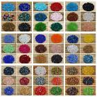 300pcs Exqusite 5301# 4mm Bicone Crystal Beads Color&quantity Optional(55colors)