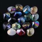 8 Pieces Exquisite Shell Crystal beads 8x10mm 17 Colors Optional