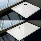 New Aica 30/40 slimline shower enclosure stone tray free waste rectangle square