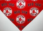 Boston Red Sox Dog Bandana MLB Dog over the collar / New design